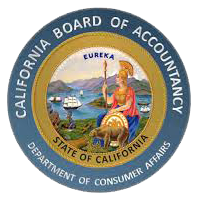 California Board of Accountancy - Department of Consumer Affairs